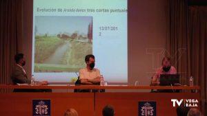 Se desarrolla un proyecto de mejora para hacer desaparecer el cañaveral alrededor del río Segura