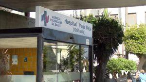 Un motorista de 23 años resulta herido al chocar contra un coche en Callosa de Segura