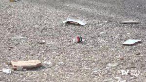 Agentes de Policía Local de Cox y Granja de Rocamora resultan heridos al intervenir en un botellón