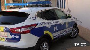 Detenidas dos personas en Orihuela por un presunto delito de violencia de género