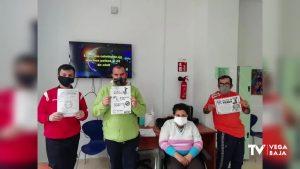"""Los usuarios del Centro de Día """"Gregorio Ortiz"""" de Pilar de la Horadada estrenan Sala Multisensorial"""