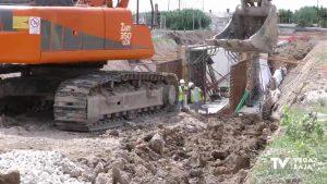 Las obras de reparación en infraestructuras agrarias dañadas por la DANA encaran su recta final