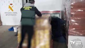 25 detenidos por adulterar whisky y distribuirlo por varias comunidades autónomas