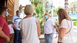 Solo tres municipios del departamento de salud de Torrevieja se reúnen con los trabajadores