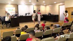Los alumnos del Cardenal Belluga de Dolores diseñan rutas seguras para ir al colegio
