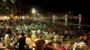 El ayuntamiento de Torrevieja hace un llamamiento para que no se ocupen las playas en San Juan