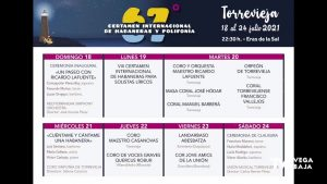 Torrevieja celebra su Certamen de Habaneras sin fase de competición por segundo año consecutivo