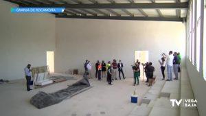 Granja de Rocamora mejorará parte de sus instalaciones con más de 600.000 euros de Diputación