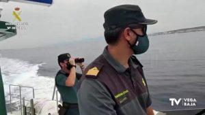 La Guardia Civil vigila la Isla de Tabarca con la llegada del verano