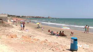 30 socorristas vigilan las playas de Pilar de la Horadada este verano