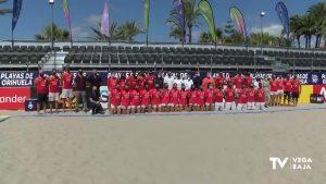 Cala Bosque reúne a 1.500 deportistas por el Arena 1000 Playas de Orihuela