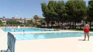 Algorfa estrena este verano una piscina municipal renovada
