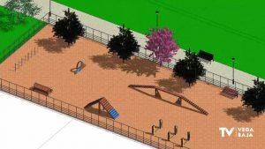 Orihuela contará con un parque canino-agility
