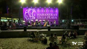 Las habaneras vuelven a sonar en la playa cinco años después