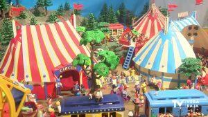 La sala Vista Alegre de Torrevieja acoge una exposición de Playmobil con 5.000 piezas