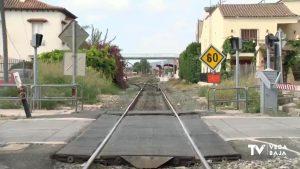 Callosa de Segura, un municipio dividido por un paso a nivel