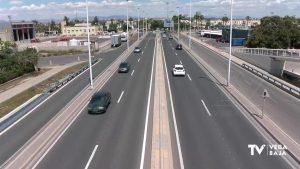 Fallece un motorista de 65 años en la CV-905, en el término municipal de Torrevieja