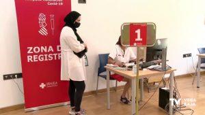 La Comunidad Valenciana prevé administrar 130.000 dosis a los treintañeros esta semana