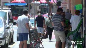 Los 18 contagiados del brote declarado en Torrevieja tienen entre 19 y 24 años