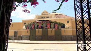 Un particular reclama parte de la Plaza del Teatro Circo al Ayuntamiento de Orihuela