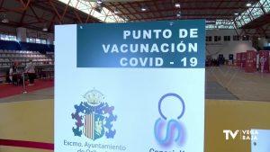 9 de cada 10 personas de entre 60 y 69 años quedarán inmunizadas a lo largo de la semana