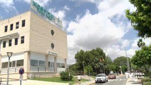 Cuatro pacientes ingresados por coronavirus en el Hospital Vega Baja: tienen entre 35 y 45 años