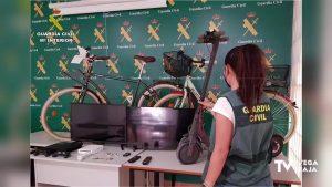 La Guardia Civil detiene en Torrevieja a una banda que usaba a menores de edad para cometer delitos