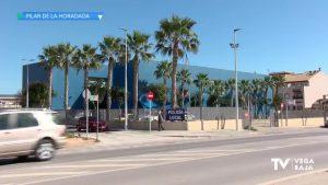 Un conductor es sancionado en Pilar de la Horadada por cometer varias infracciones