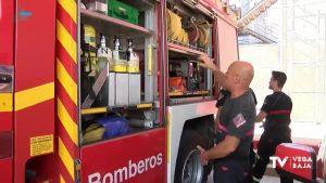 Comienza a funcionar el retén de bomberos en Pilar de la Horadada