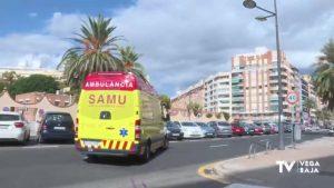 Una mujer de 35 años y su hijo de 3 resultan heridos en un accidente de tráfico en Almoradí