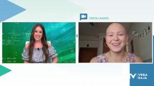 Alopecia a los 21 años: la joven torrevejense Estíbaliz Bárcena relata su experiencia