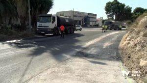 El carril bici Orihuela-Montepinar será transitable en agosto