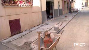 Remodelación del oriolano barrio del Rabaloche por más de 400.000 euros