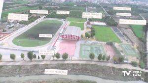 """El Polideportivo Municipal """"El Molino"""" de Bigastro recibe una inversión de más 700.000 euros"""