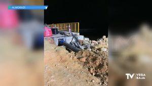 Nueva red de agua potable en Almoradí para garantizar el servicio ante emergencias