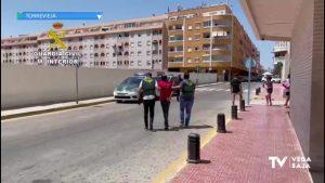 Detenido en Torrevieja por presunto autor de delito de homicidio en grado de tentativa