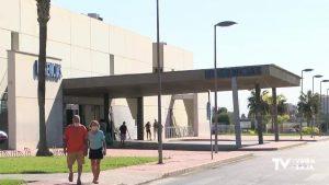 CSIF denuncia la falta de personal en el Departamento de Salud de Torrevieja.