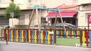 Actos vandálicos en Rafal que acaban con destrozos en mobiliario urbano
