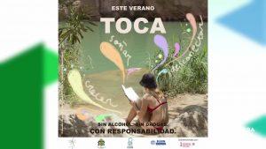 Sanidad y UPCCA de Orihuela ponen en marcha una campaña de prevención del consumo de alcohol y droga
