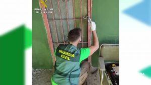 La Guardia Civil esclarece varios robos cometidos en la Vega Baja