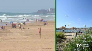 «Stop Ahogamientos»: uso de drones para frenar ahogamientos en las playas
