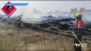 Riesgo de incendios en las zonas forestales de la Vega Baja
