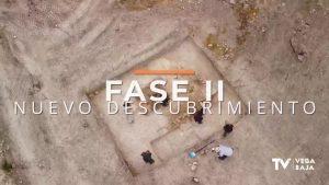 Patrimonio Histórico publica un nuevo vídeo con los últimos hallazgos del Yacimiento de Los Saladare