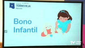 Las familias torrevejenses con niños de 0 a 3 años ya pueden solicitar el bono infantil