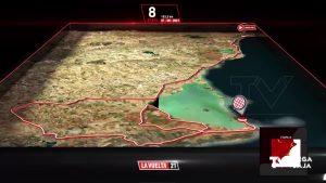 La Vega Baja se prepara para acoger la 8º etapa de La Vuelta