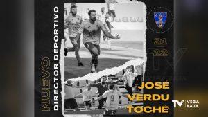 José Verdú 'Toché', nuevo director deportivo del Orihuela CF