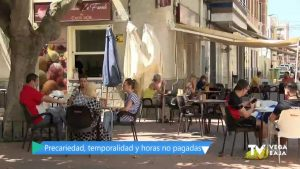 """""""No falta personal, faltan condiciones dignas"""": el lema que defiende los derechos de los camareros"""