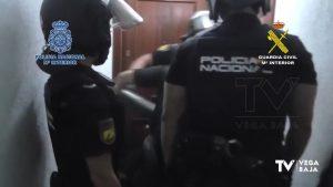 Desmantelan un grupo criminal dedicado a robar en viviendas de Alicante y Murcia
