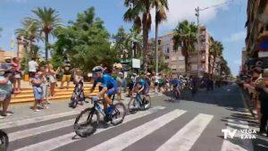 La octava etapa de La Vuelta atraviesa la Vega Baja