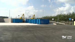 La primera planta de transferencia de residuos de la Vega Baja empieza a funcionar en tres semanas